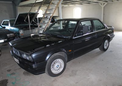 BMW 318 1988