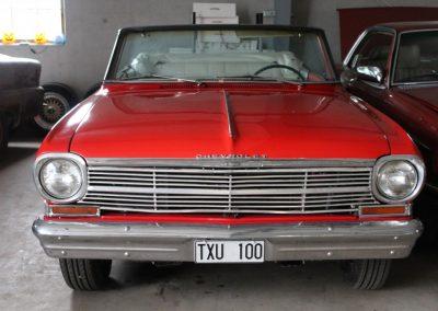 Chevrolet Nova Cab 1962