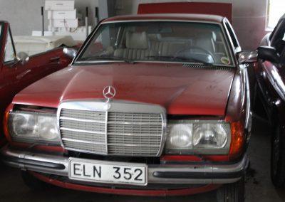 Mercedes 280 Coupé 1977