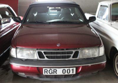 Saab 900 Cab 1996
