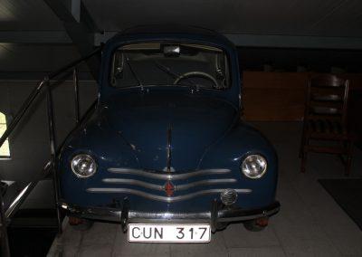 Reanult 4 CV 1958