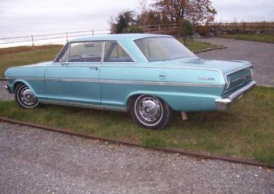 Chevrolet Nova SS 1963