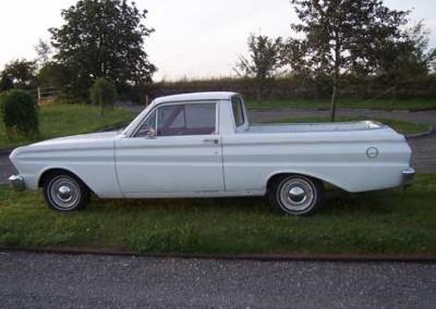 Ford Ranchero 1964