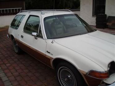 AMC Pacer Kombi V8 1979